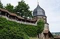 Kronach, Stadtbfestigung, nördlicher Zug zum Hexenturm, 004.jpg