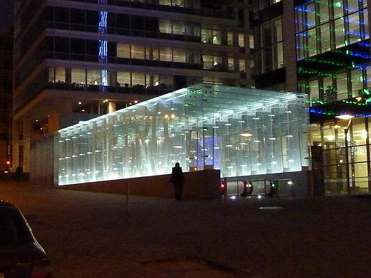 Botanique/Kruidtuin metro station