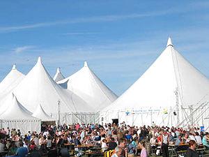 Hilchenbach - KulturPur tents