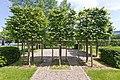 Kunst- und Ausstellungshalle der Bundesrepublik Deutschland - Bundeskunsthalle - Raucherbereich neben Pavillon-9322.jpg