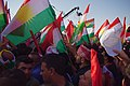 Kurdistan Referendum and Independence Rally at Franso Hariri Stadium in Erbil, Kurdistan Region of Iraq 05.jpg