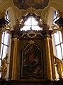 Kutná Hora, Sedlec, klášterní kostel, kaple, Basili 02.jpg