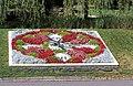 Květinové hodiny Poděbrady - 2008.jpg