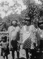 Kvinnor med barn. Rio Caimanes. Colombia - SMVK - 004463.tif