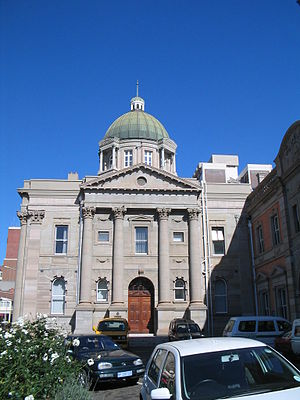 Pietermaritzburg - The KwaZulu-Natal Legislature building