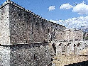 Forte Spagnolo, L'Aquila - Forte Spagnolo