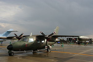 Liaison aircraft - LR-1 of the Japanese Ground Self Defense Force