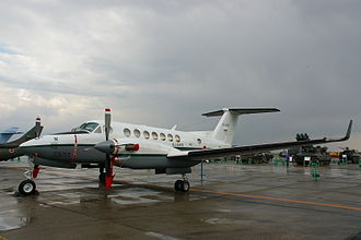 Beechcraft Super King Air - Japan Ground Self-Defense Force LR-2