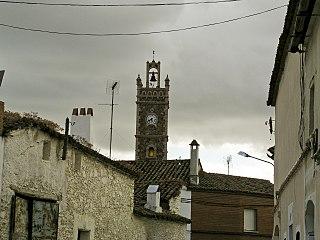 La Nava de Ricomalillo municipality in Castile-La Mancha, Spain