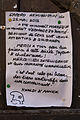 La Couvertoirade-Épilogue de l'affaire du sanglier-20130616.jpg