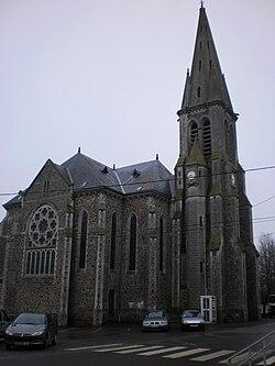 La Rouxière - église.JPG