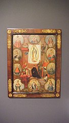 The pontifical proclamation of the patronage of the Virgin of Guadalupe