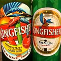 Labels of Indian beer Kingfisher.jpg