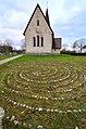 Labyrint vid, Fröjels kyrka, Gotland.jpg