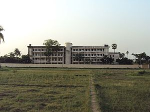 Rajshahi University of Engineering & Technology - Image: Ladies Hall