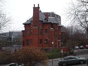 Lady Meredith House - Image: Lady Meredith House, Montreal 06