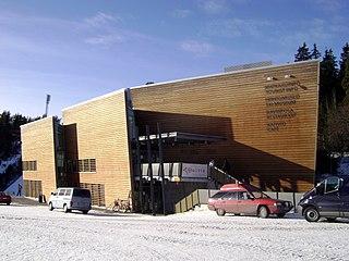 Lahti Ski Museum Museum in Lahti, Finland