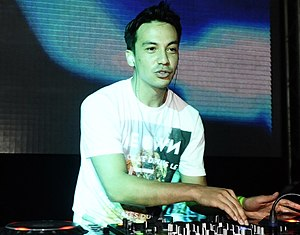Laidback Luke - Laidback Luke performing in August 2012