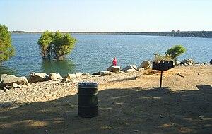 Folsom Lake - Image: Lake Folsom