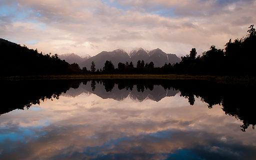 Penembakan Selandia Baru Wikipedia: 5 Danau Paling Berwarna Dan Menakjubkan Di Dunia