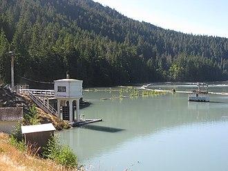 Lake Mills (Washington) - Lake Mills