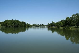 Mahomet, Illinois - Lake of the Woods, Mahomet, Illinois