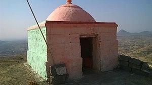Laling fort - Lalita mata temple