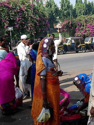 Bijapur district, Karnataka - Lambani women