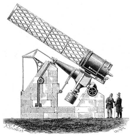 Lanature1873 telescope melbourne.png