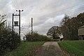 Lane by Prospect Farm - geograph.org.uk - 1589547.jpg