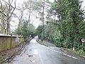 Lane junction near Rotherhurst - geograph.org.uk - 320163.jpg