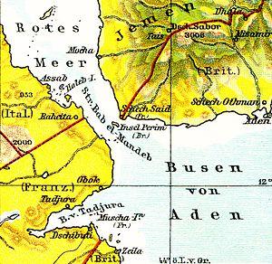 """""""Busen von Aden"""" (um 1930)"""