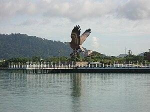 Dataran Helang Langkawi Malaysia