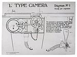 Lantern slide used for aerial photography training (16332880450).jpg