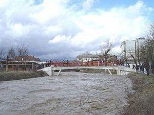 Lab (river) - The Lab in Podujevo