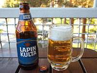 Lapin Kulta in a glass.JPG