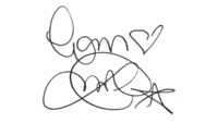 Larissa Manoela signature (assinatura).png