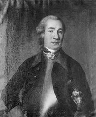 Lars Reinhold von Köhler, 1730-1771