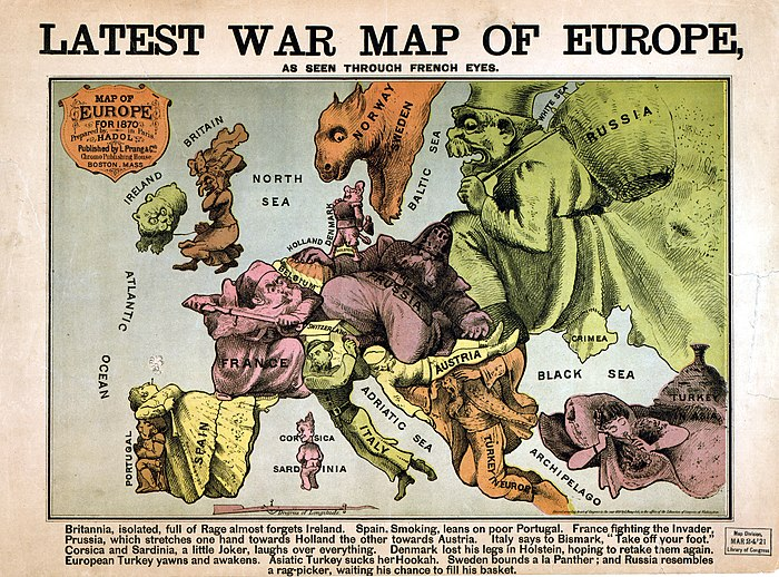 The world war i and its impact on europe