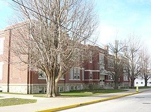 Greater Latrobe School District - Latrobe Elementary School Former high school