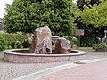 Laufach Brunnen Sainte Eulalie Platz - panoramio.jpg
