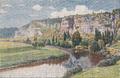 Laugerie basse im Vézère-Tal.png