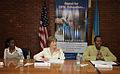 Laura Bush joins Rwanda first lady Jeannette Kagame.jpg