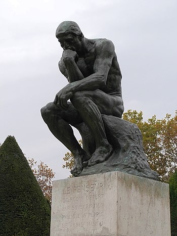 Le Penseur de Rodin, Paris octobre 2011.jpg