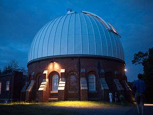 McCormick Observatory - Image: Leander Mc Cormick Observatory