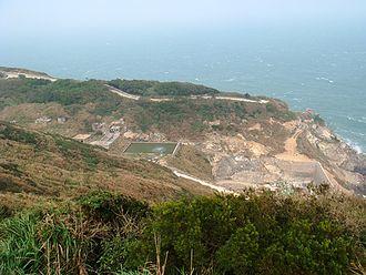Juguang, Lienchiang - Ledaoao Reservoir
