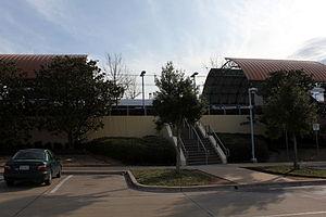 Ledbetter station - Image: Ledbetter Station