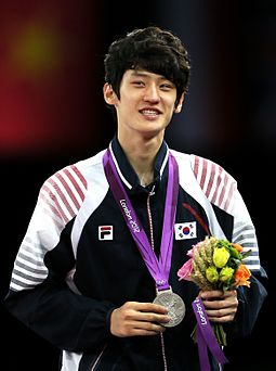 Lee Dae-Hoon London2012.jpg