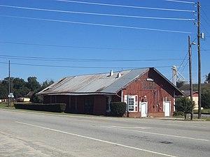 Leesburg Depot - Image: Leesburg Depot (South corner)