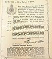 Lei Imperial n.º 704, que criou a Província do Paraná.JPG
